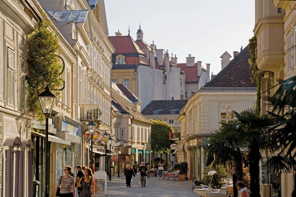Baden In Baden Bei Wien